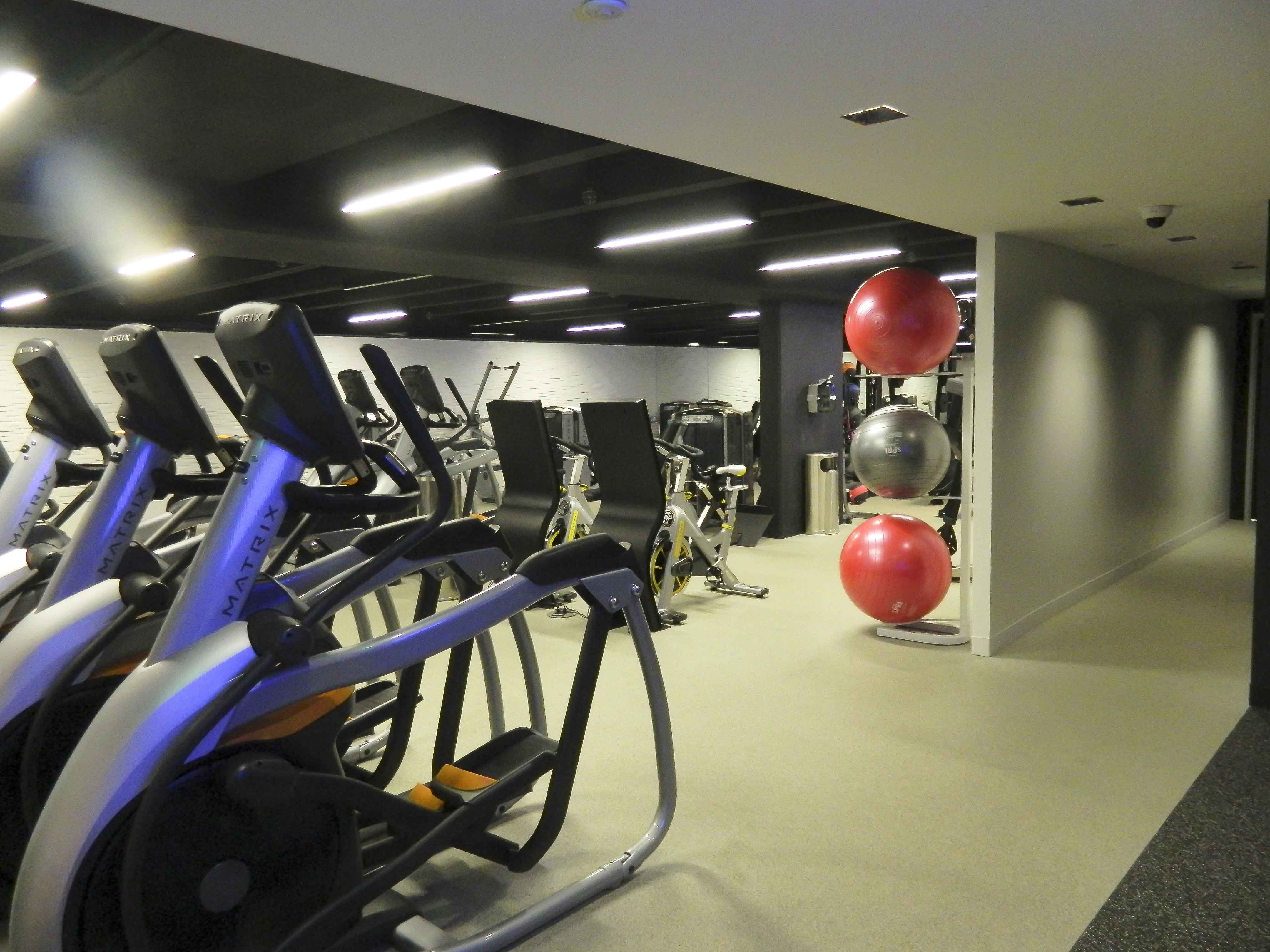 Cardio Fitness Center