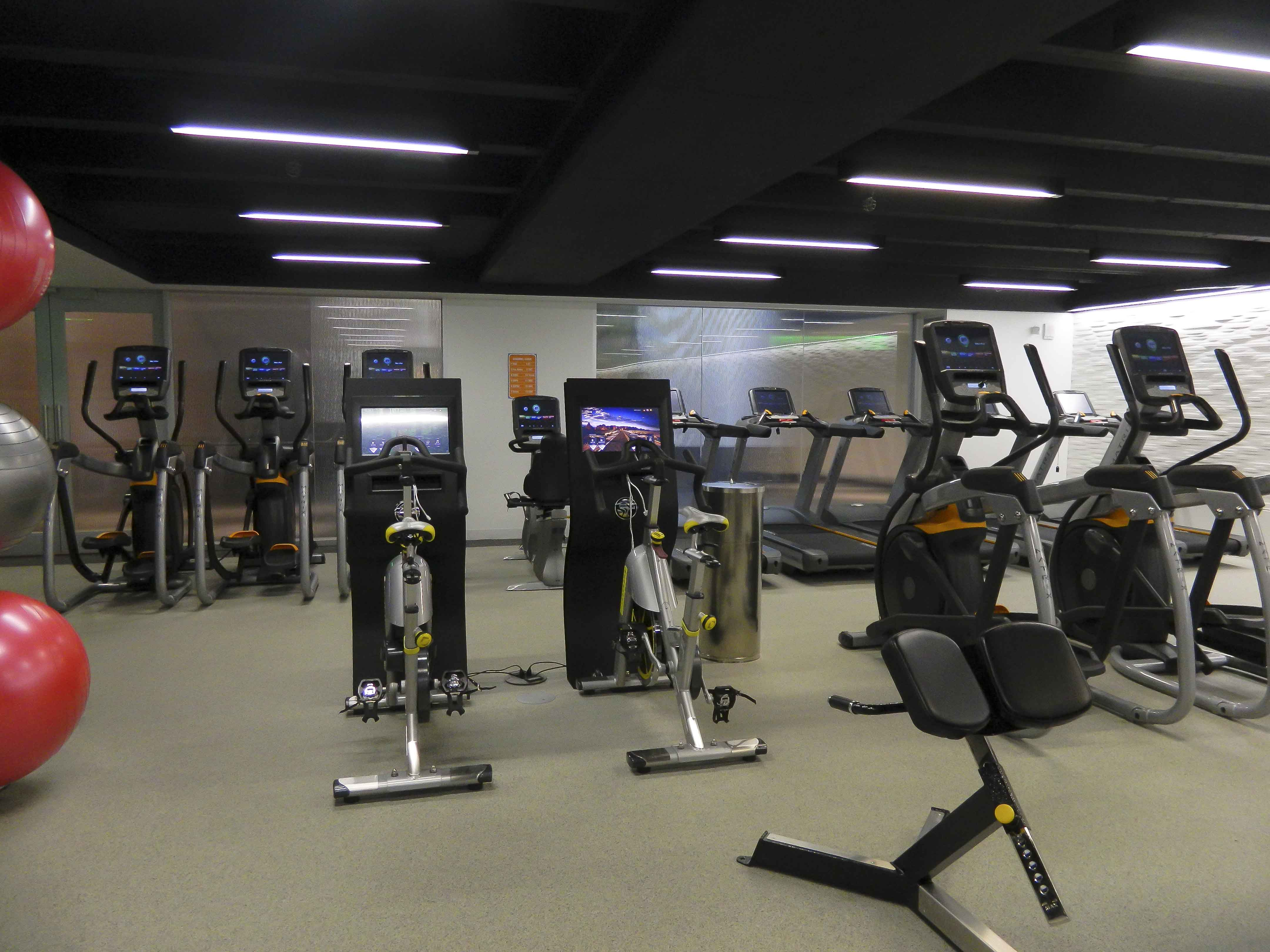 Gym planning