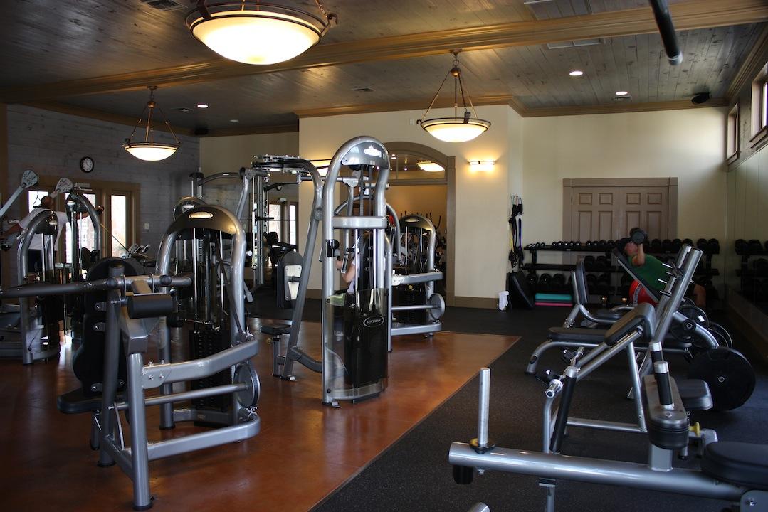 GLF fitness center2