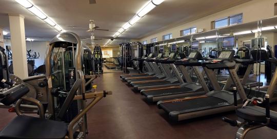 Alexan Fitness Center