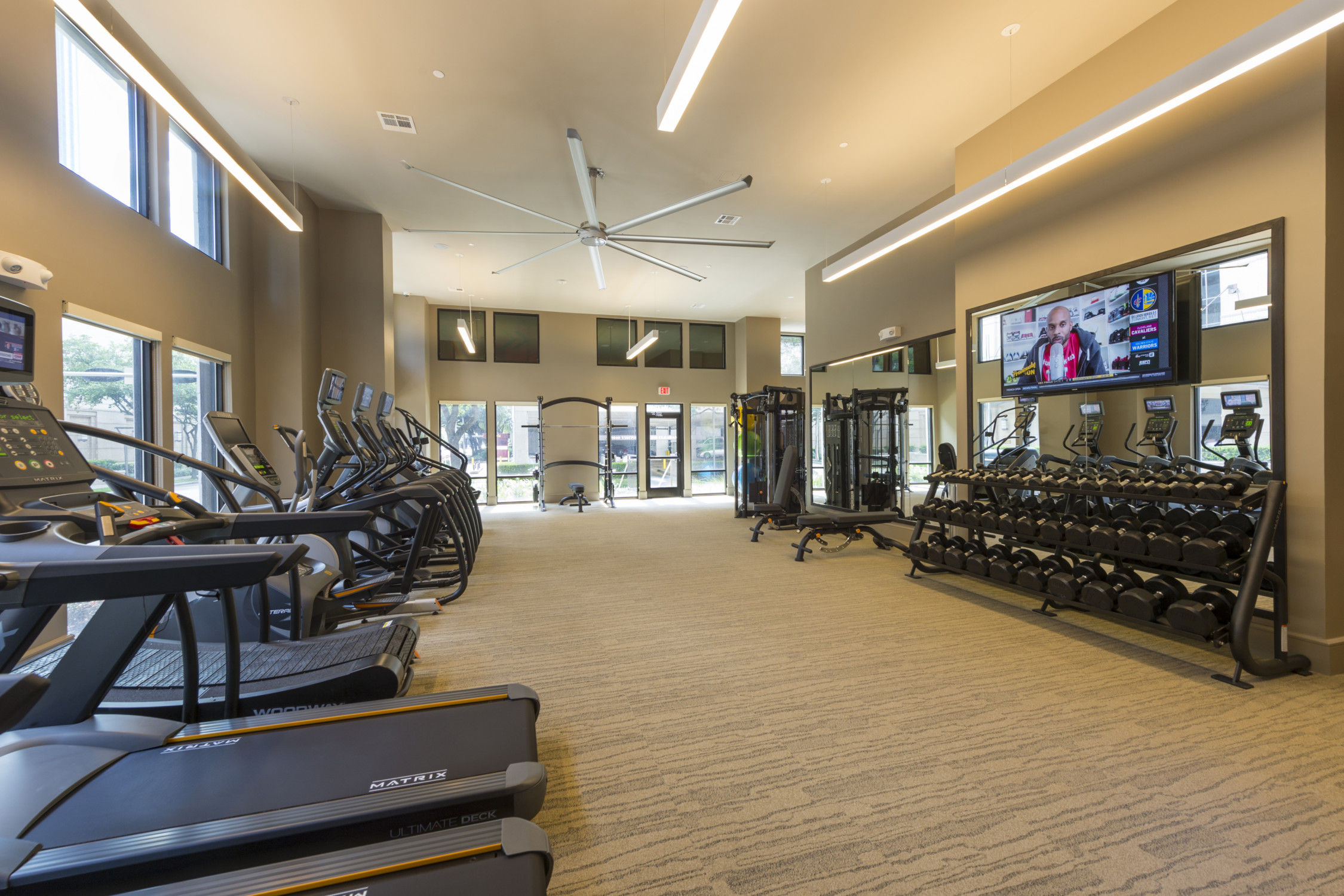 Risher Company Fitness Center